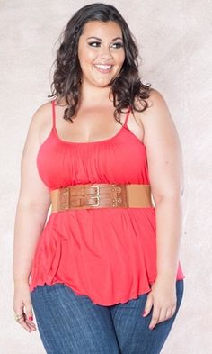 Such A Cute Outfit!! Plus size curves big curvy plus size women are beautiful!