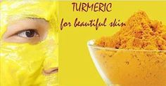 Turmeric Face Mask Recipe for Wrinkles, Rosacea, Acne and Dark Circles | Health Lala
