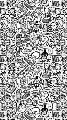 Book World iPhone 5C / 5S wallpaper