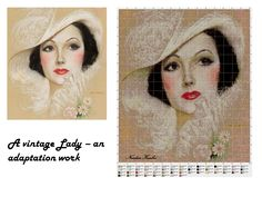 A vintage Lady – an adaptation work