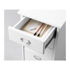 KLIMPEN Drawer unit - white - IKEA