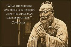 rare unique CONFUCIUS PHOTO QUOTE POSTER ancient chinese philosopher 24X36 Brand New. 24x36 inches. Will ship in a tube.   Multiple item purchases are combined