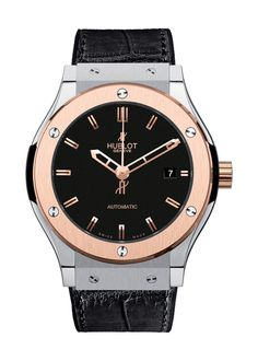 Classic Fusion Titanium King Gold Automatic watch from Hublot