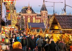 Europe's 10 Most Spectacular Holiday Markets German Christmas Markets, Christmas Markets Europe, Christmas Town, Holiday Market, Christmas Travel, Christmas Stuff, Xmas, Best Vacation Destinations, Best Vacations