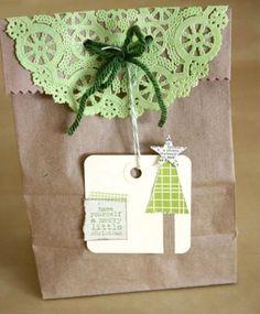 My blog on gift wrapping via @Studio M Interior Design