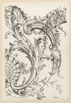 Alexis_Peyrotte_-_Shell_Cartouches_and_Acanthus_Leaf_Motif_-_Google_Art_Project.jpg (2219×3201)