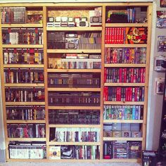 My game shelf so far :)