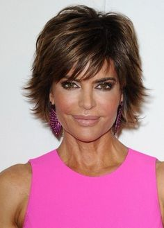 Layered Short Hairstyles for Women