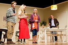 Enjoy the excellent performances of Hamina Theatre. Take It Easy, Theatre, Activities, Theater