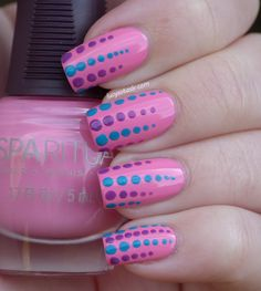 Lucy's Stash: SpaRitual Dotticure with Pigment collection shades