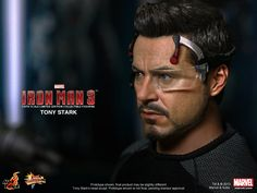 Iron Man 3 beard - See best of PHOTOS of IRON MAN 2013 film