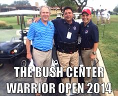 George Bush Warrior open 2014