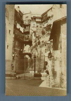 Rupe Tarpea (1909 circa)