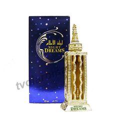 Night Dreams / Ночные Сны от Al Haramain арабские духи