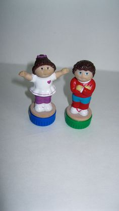 Vintage stamps - CPK Cabbage Patch Kids 80s toys on Etsy, $5.50