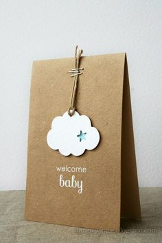 Best 25+ Welcome Card ideas on Pinterest | Baby cards, Paper ...