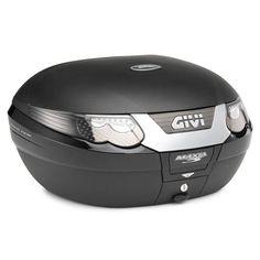 Scontato del -15% approfittane ora! Bauletto E55 Maxia 3 Versione Tech GIVI colore nero. Pagamenti sicuri, reso facile, garanzia 2 anni.
