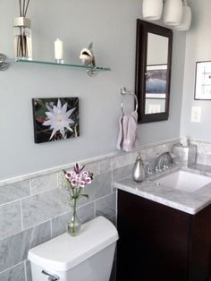 Wall Color Is Sherwin Williams North Star Grey Paint Colors Room