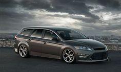 2011 Ford Mondeo Turnier (EU Version) | My newest Tuningfake… | Flickr