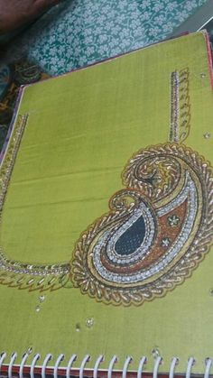 silk blouse design