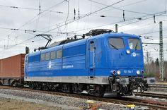 BR 151    Eisenbahngesellschaft Potsdam