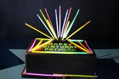 Image result for laser tag birthday cake