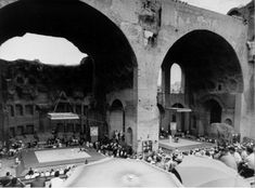 Wrestling - Basilica Maxentius - Rome 1960 Olympic Games