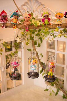 #Lalaloopsy jars! Sew creative, sew cute!