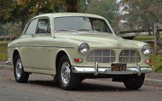 Daily Turismo: 10k: Pistachazon: 1966 Volvo Amazon (122S); Minty Clean