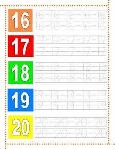 Kindergarten Math Worksheets, Preschool Learning Activities, Math Classroom, Preschool Activities, Numbers Preschool, Learning Numbers, Writing Numbers, Maths Paper, Math For Kids