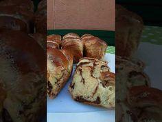 Cozonac cu nuca si rahat French Toast, Bread, Breakfast, Food, Meal, Brot, Eten, Breads, Meals