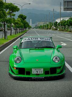 Porsche RWB  #provestra