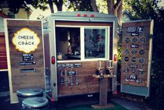 heck YEAH! Food cart Cheese & Crack brings charcuterie to the people