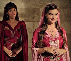 Muhtesem Yuzyil Dress, Mihrimah Sultan