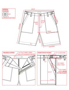 wgsn denim jeans flat drawing - Google Search
