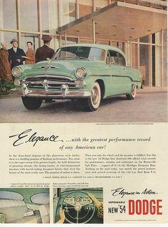 1954 Dodge Royal Sport Coupé