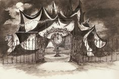 The Night Circus by ~Peachdust on deviantART