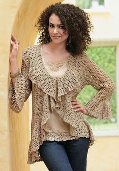 "MyPicot | Free crochet patterns. // LOVE THIS ONE! A DEFINITE ""MUST MAKE""!!! ♥A"