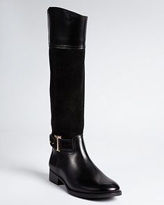 Tory Burch Riding Boots - Tenley   Bloomingdale's