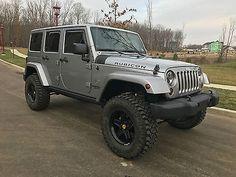 eBay: 2013 Jeep Wrangler Unlimited Rubicon Sport Utility 4-Door Jeep Rubicon Unlimited NEW tires… #jeep #jeeplife usdeals.rssdata.net