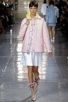 Miu Miu Fall 2014 Ready-to-Wear Collection Slideshow on Style.com