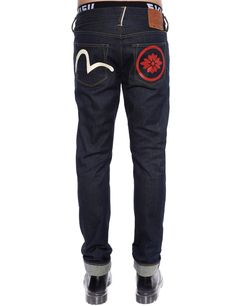 buy popular 4619a 4580e EVISU - Jeans - Men