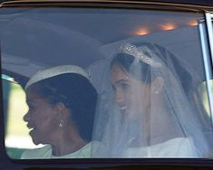 Royal Family Around the World: The Wedding of Britain's Prince Harry and US actress Meghan Markle at St George's Chapel, Windsor Castle on May 2018 in Windsor, England. Megan And Harry Wedding, Royal Wedding Harry, Prince Harry And Megan, Royal Weddings, Meghan Markle Harry, Meghan Markle Wedding, Princess Harry, Prince And Princess, Adele