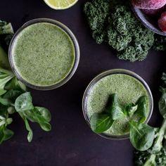 🍴Detox smoothie recept – rychle, zdravě a jednoduše 🍴 Jimezdrave.cz Smoothie Detox, Ethnic Recipes, Food, Essen, Meals, Yemek, Eten