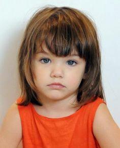 Little Girl Haircut Idea Suri Cruise