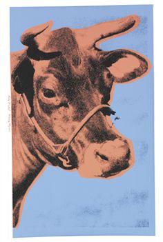 Andy Warhol, Cow