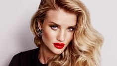 Get the look: Rosie Huntington-Whitley, Radiant Red | ModelCo. www.modelcocosmetics.com  Ask a woman what trick she uses to feel more confident and we're sure a large proportion would say a red lip. There's just something about it that makes you feel glamorous, sexy, polished. ModelCo ambassador Rosie Huntington-Whiteley told us she feels sexy and empowered when wearing red lipstick, read on to find out  how to get Rosie's radiant red hot pout with ease.