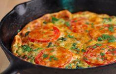 Dit is het lekkerste recept voor frittata dat je ooit hebt gegeten!