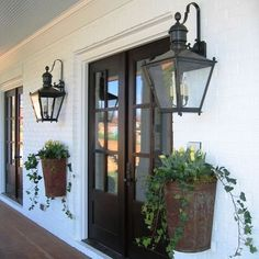 Beautiful southern entry