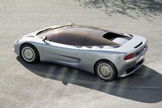 Bugatti ID 90 (ItalDesign), 1990